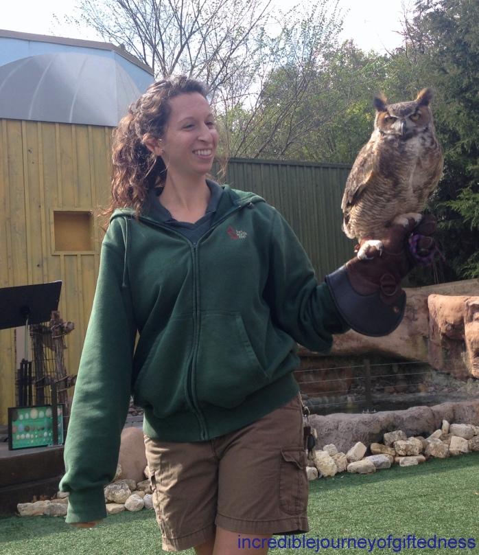 Fort Worth Zoo Homeschool Day - Mr. Ocax