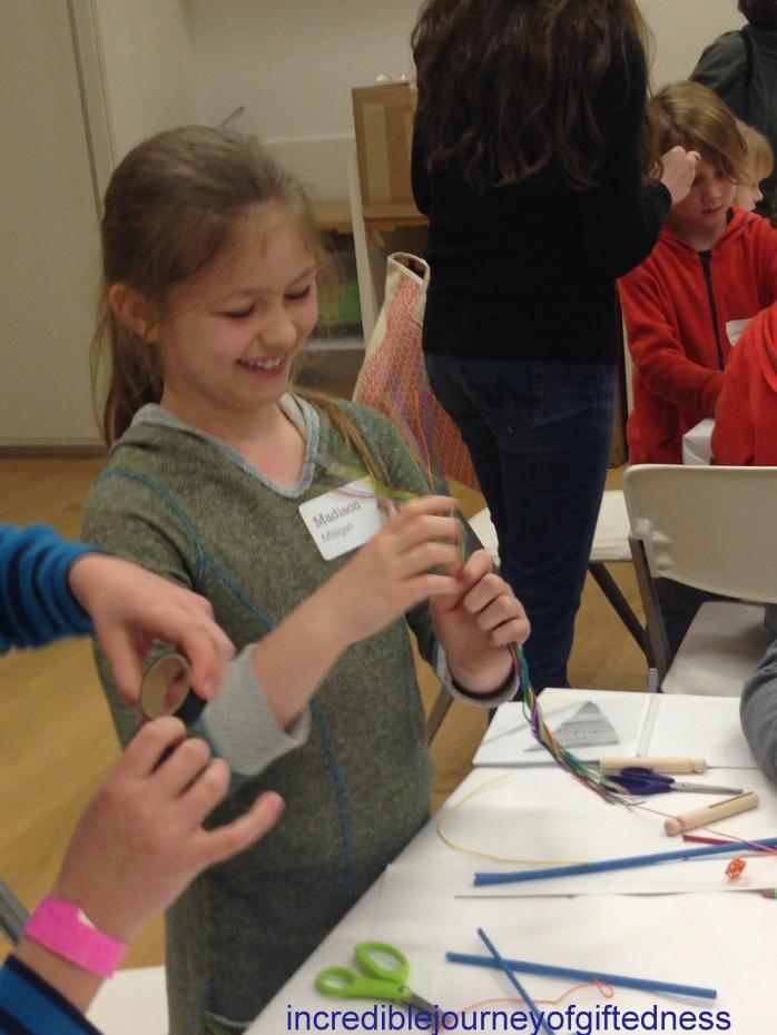 Nasher Sculpture Center Homeschool Workshop 2