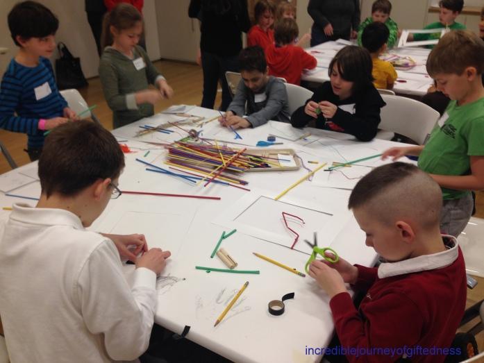 Nasher Sculpture Center Homeschool Workshop 3