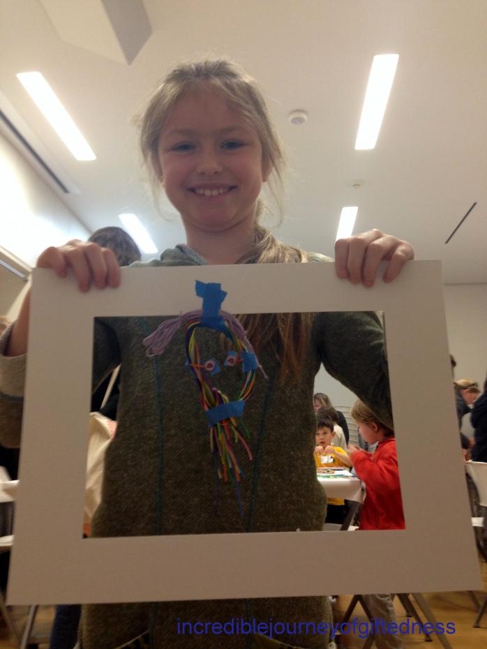 Nasher Sculpture Center Homeschool Workshop 4