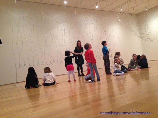 Nasher Sculpture Center Homeschool Workshop 5