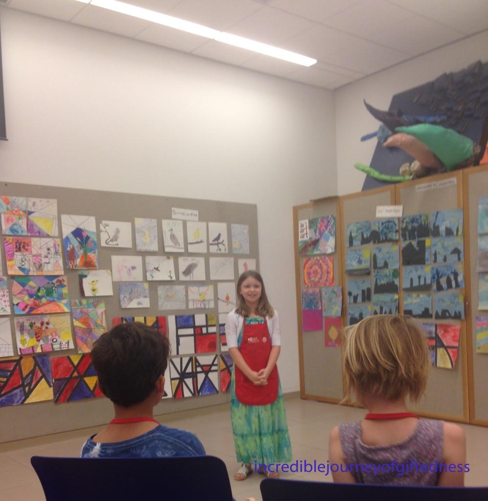 Dallas Museum of Art Camp