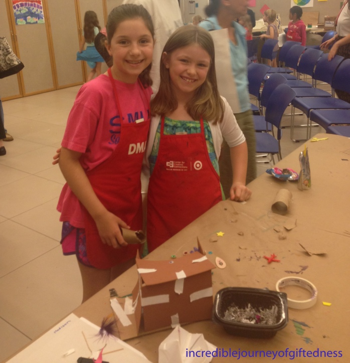 Dallas Museum of Art Summer Camp